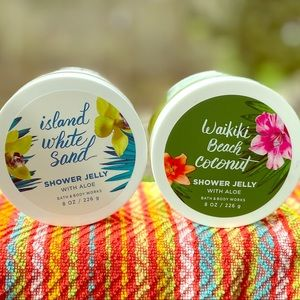 B&BW Tropical summer shower jelly with Alo